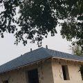 Мягкая черепица Колодищи - Вальмовая крыша